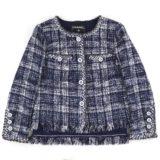 シャネル 18SS ツイードジャケットのお洋服を高価買取いたしました。