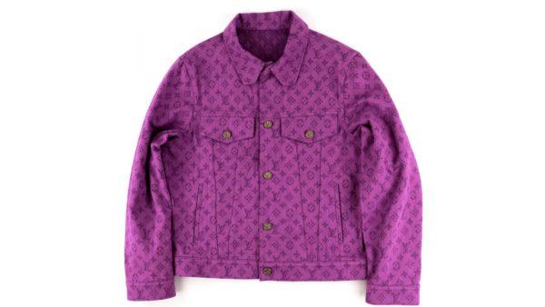 ルイヴィトン 2019AW モノグラムデニムジャケットのお洋服を高価買取いたしました。