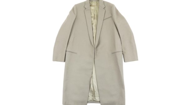 セリーヌ「ウール クロンビーコート」を高価買取いたしました。